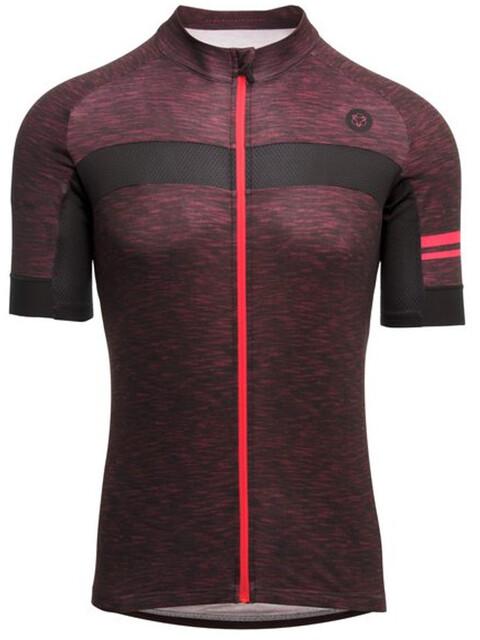 AGU Essential Melange Short Sleeve Jersey Men windsor